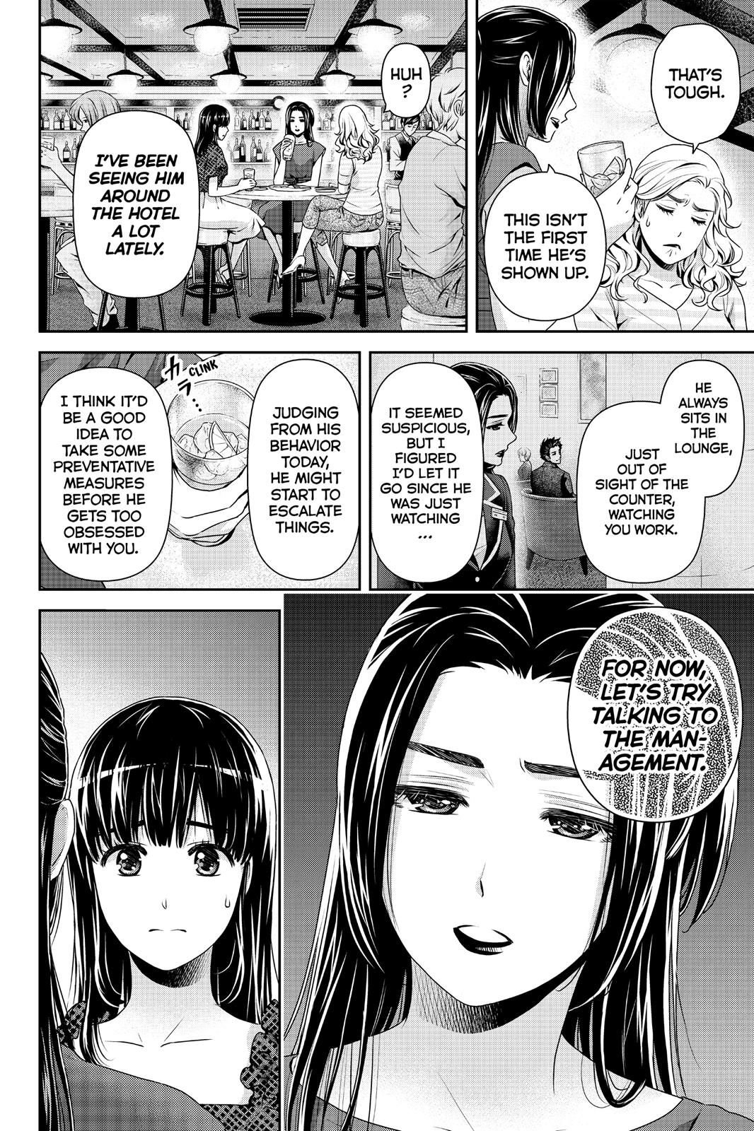 Domestic Na Kanojo, Chapter 181 image 008