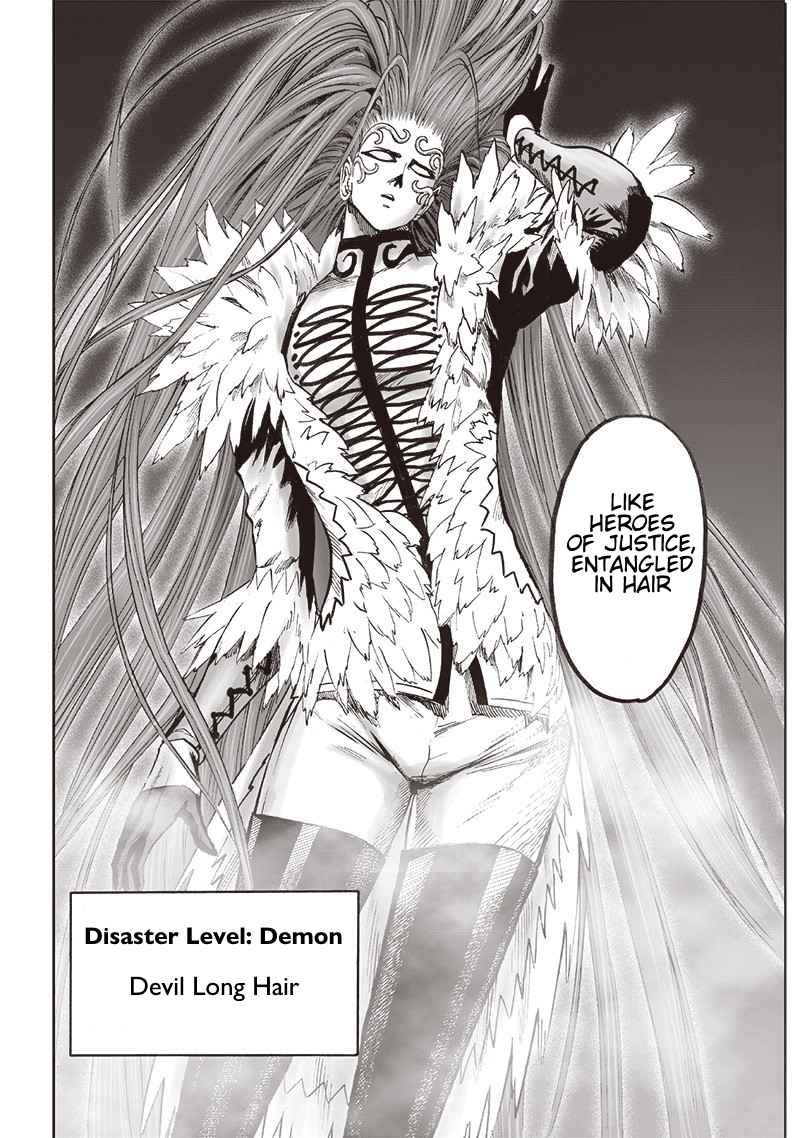 One Punch Man, Chapter 104.5 image 017