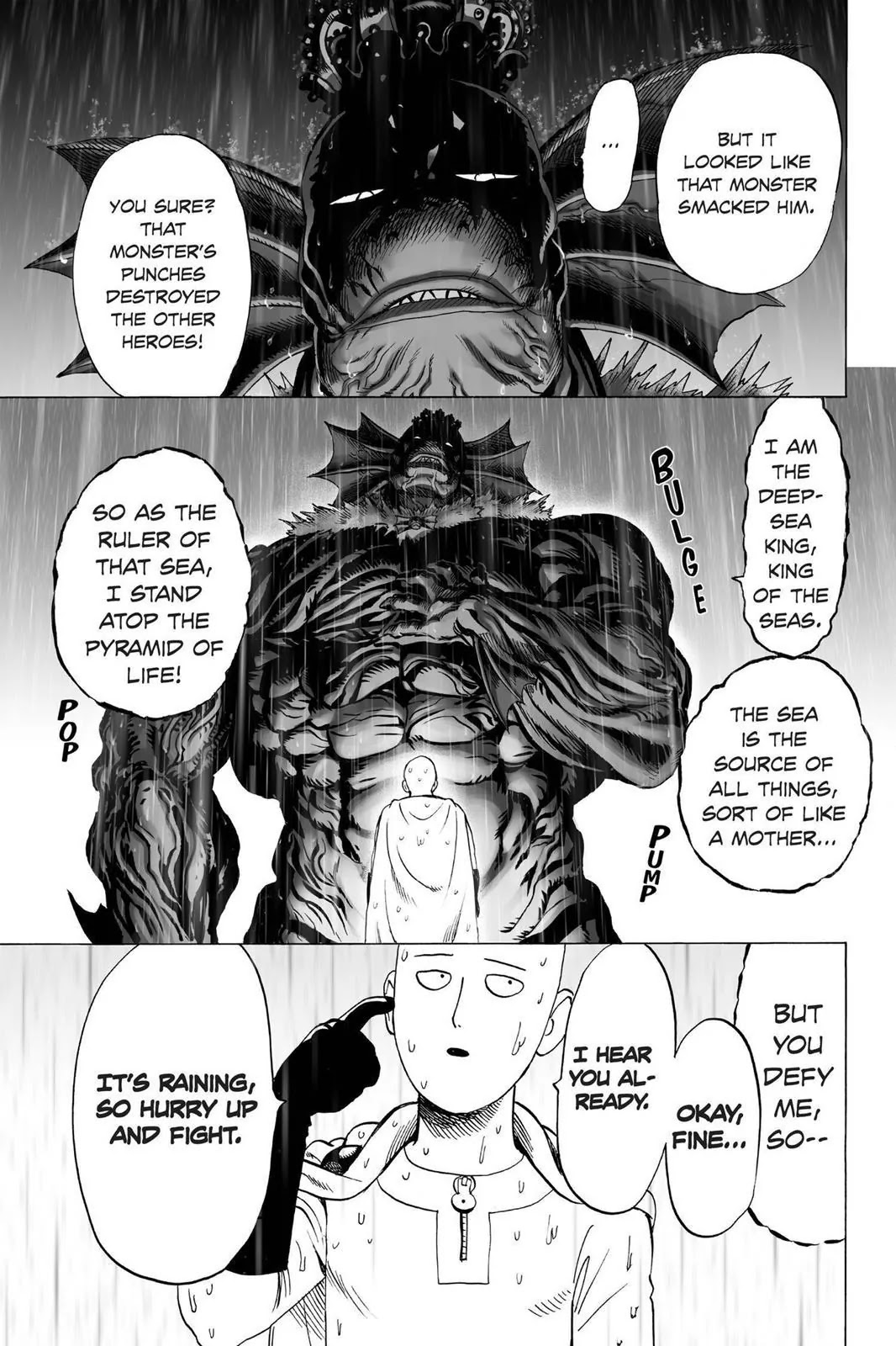 One Punch Man, Chapter Onepunch-Man 28 image 003