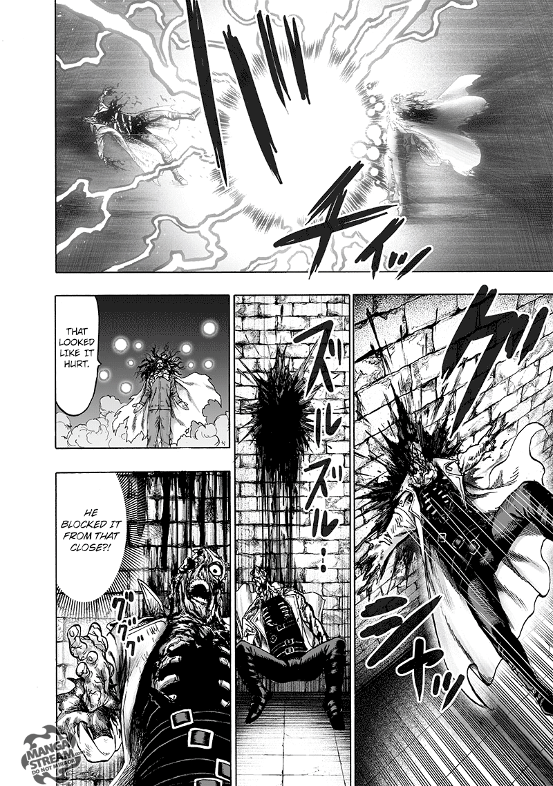 One Punch Man, Chapter 112 image 024