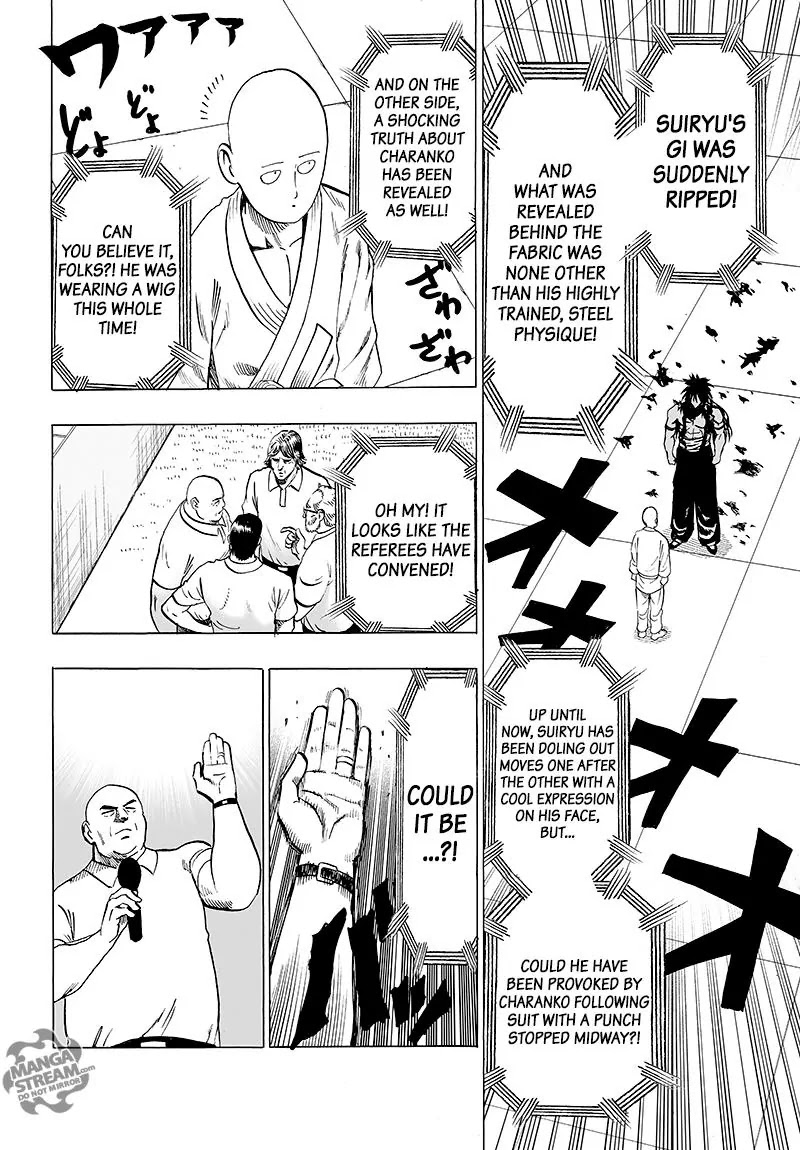 One Punch Man, Chapter Onepunch-Man 71 image 005