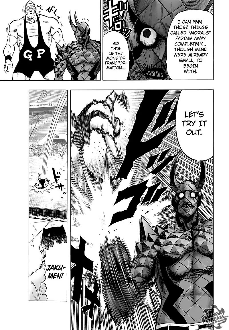One Punch Man, Chapter Onepunch-Man 72.1 image 020