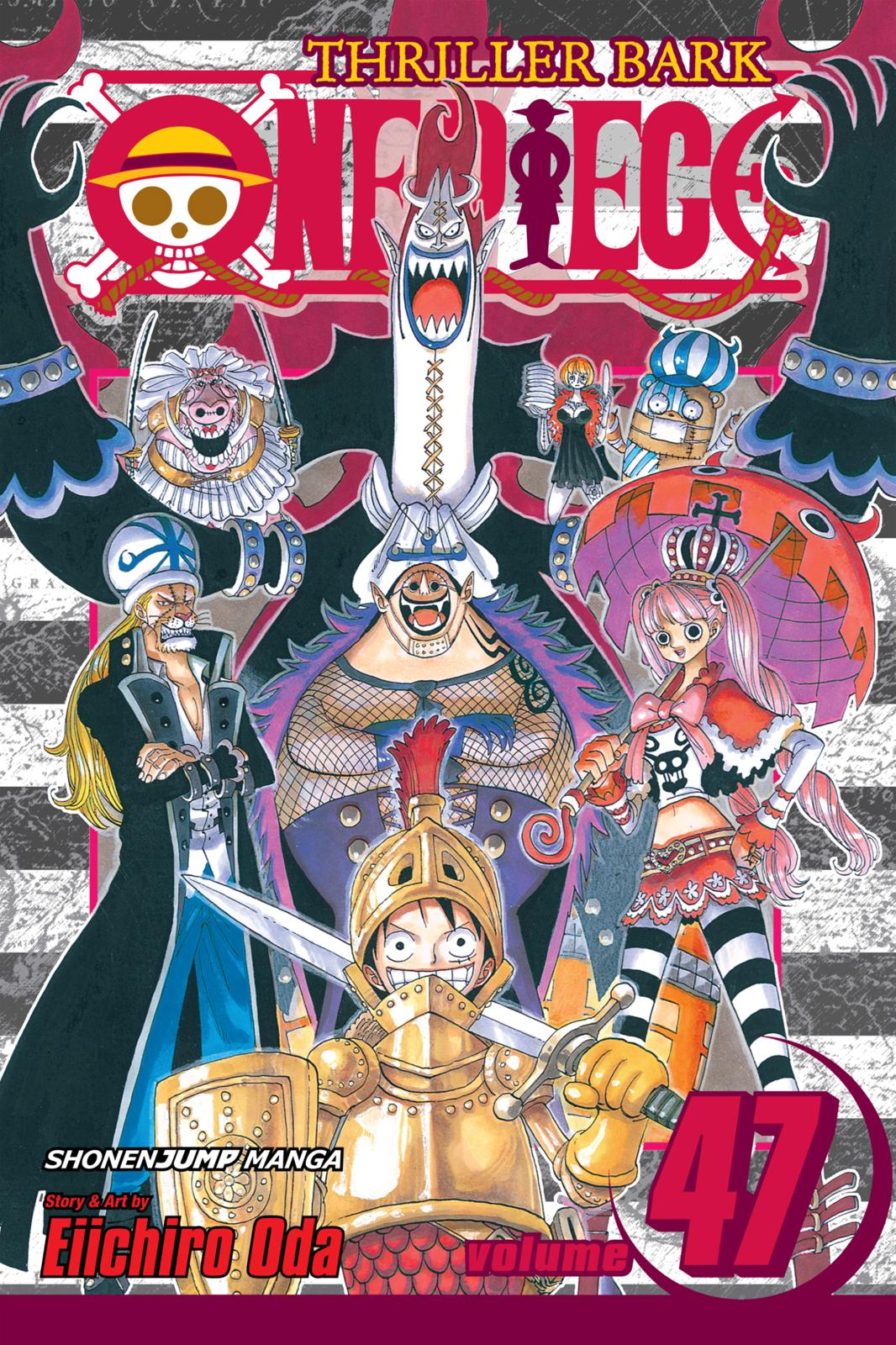 One Piece, Chapter 450 image 001
