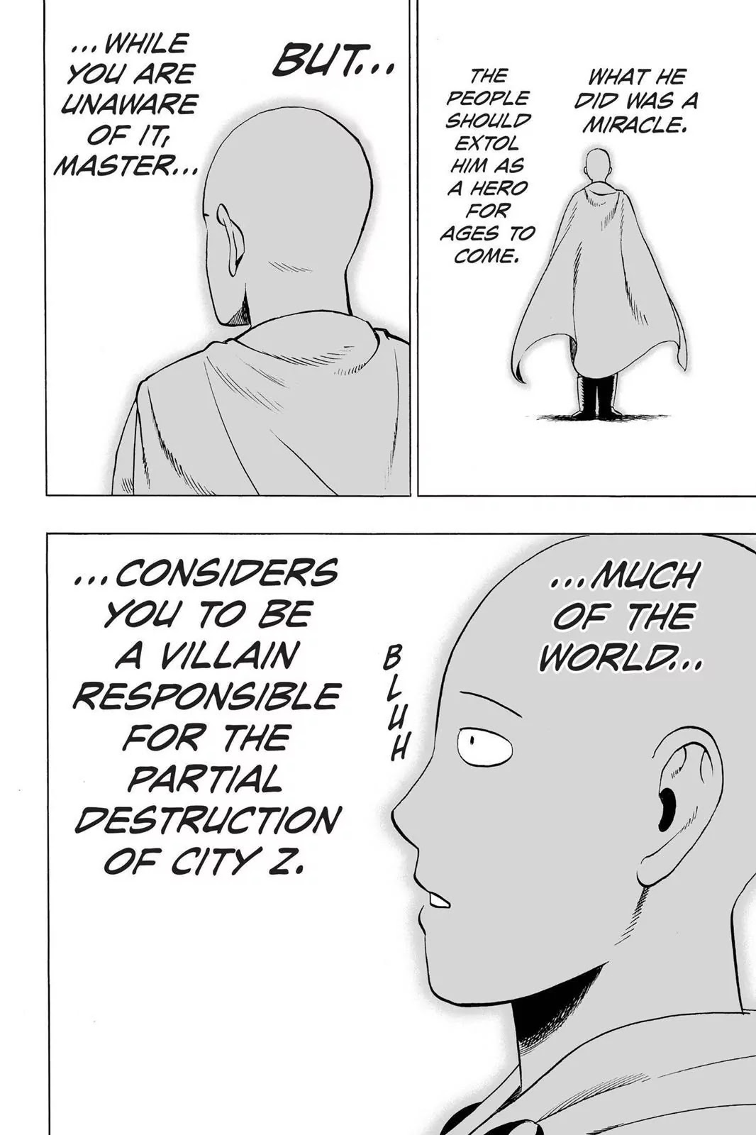One Punch Man, Chapter Onepunch-Man 22 image 004