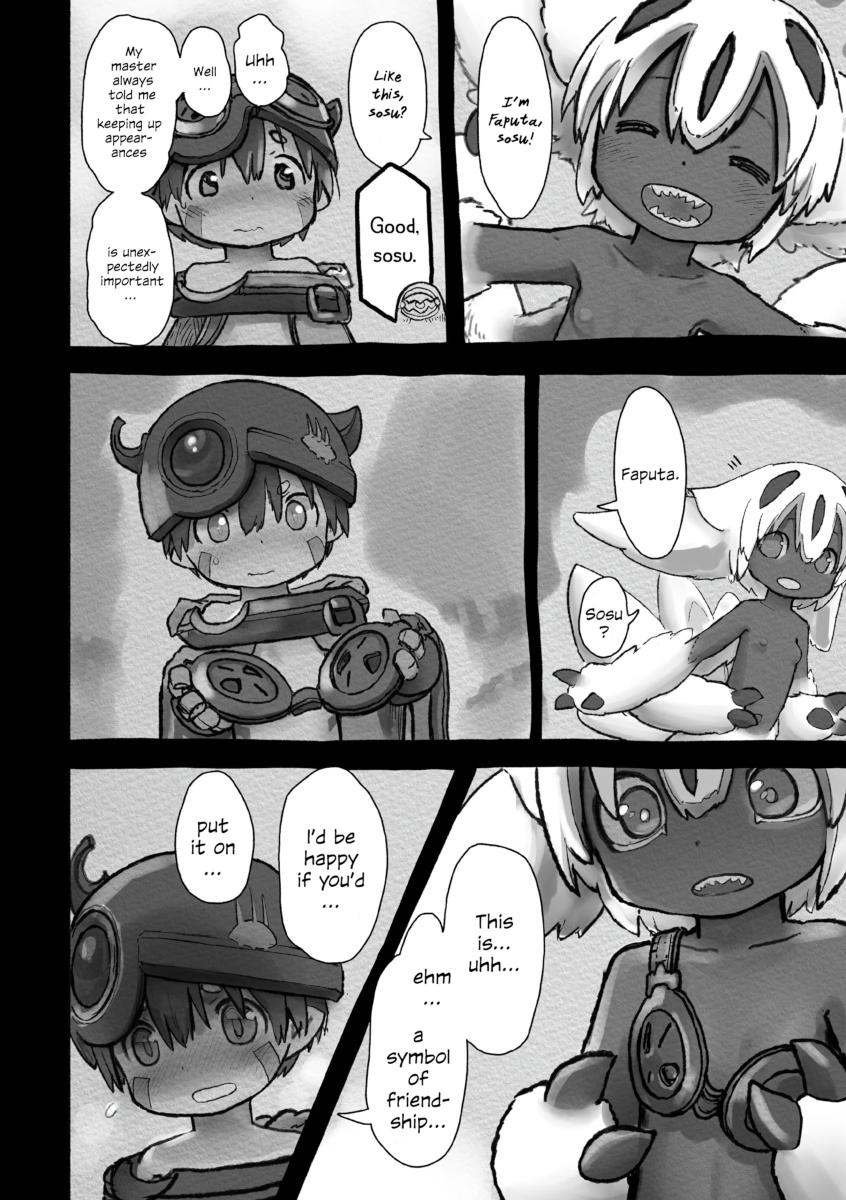Made In Abyss, Chapter Hello,Abyss 55 image 025