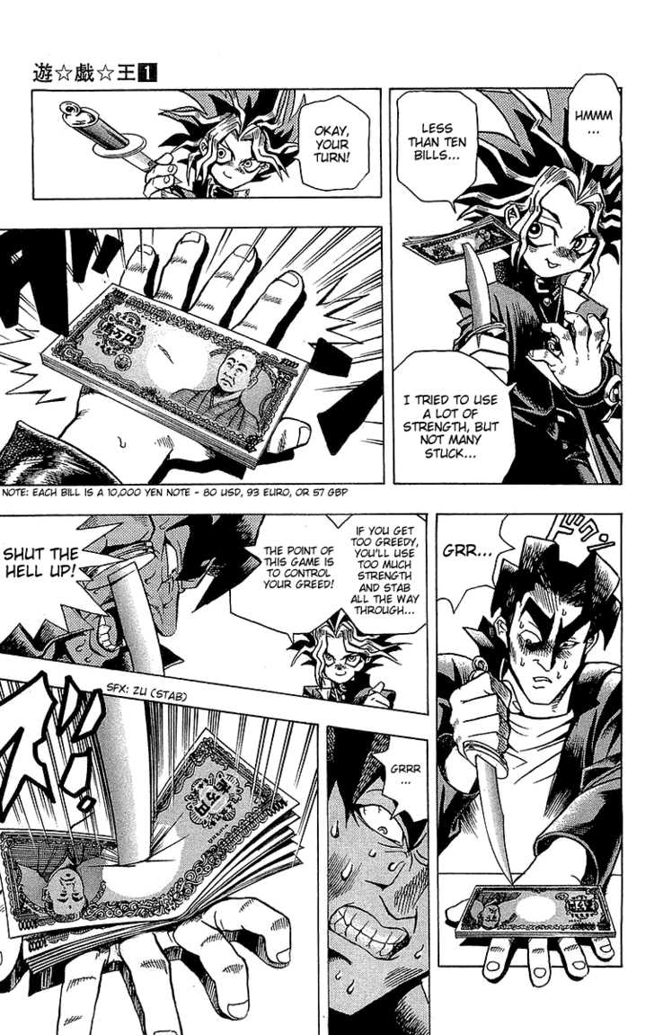 Yu Gi Oh, Chapter Vol.01 Ch.001 - The God Puzzle image 043