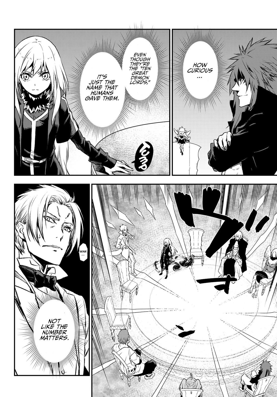 That Time I Got Reincarnated As A Slime, Chapter 82 image 007