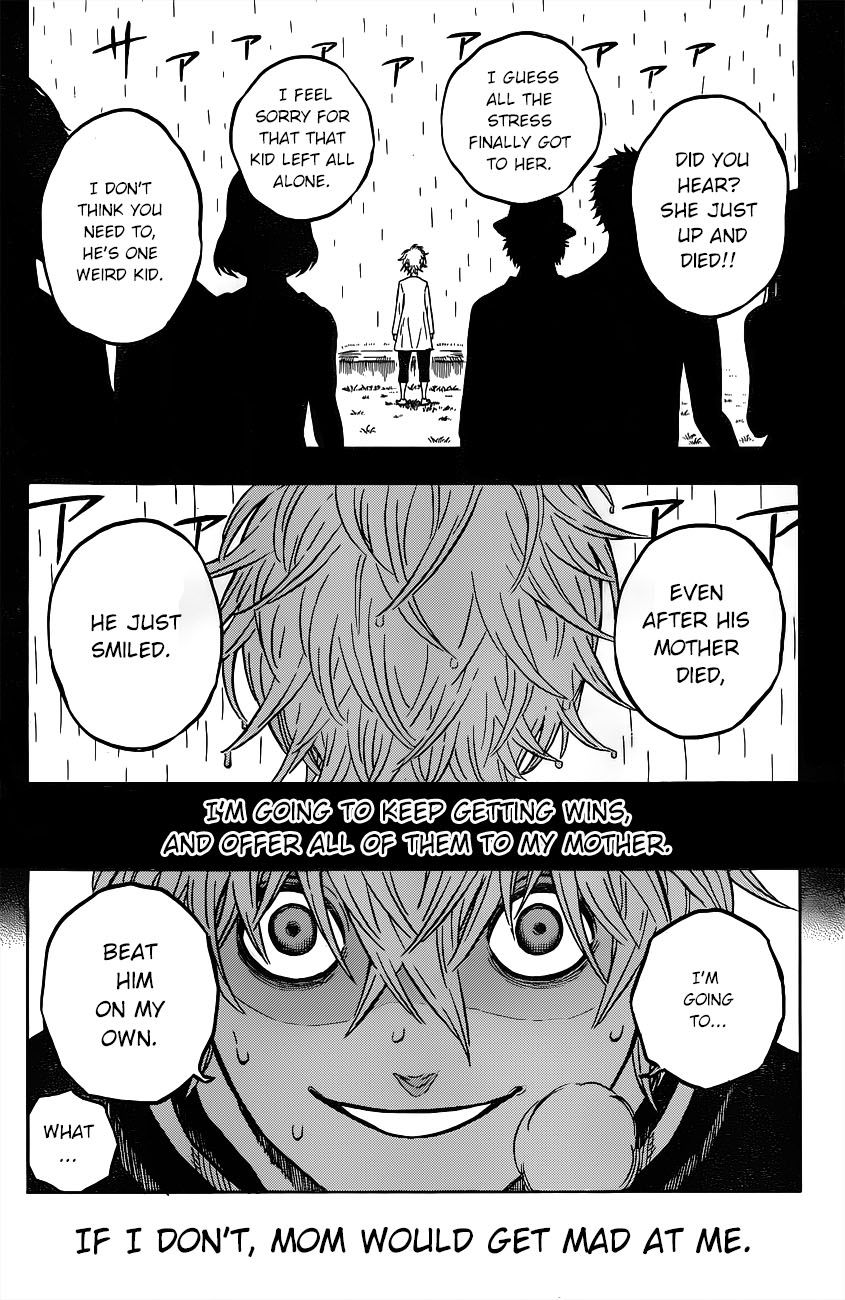 Black Clover, Chapter 15 The Three Of Us image 002
