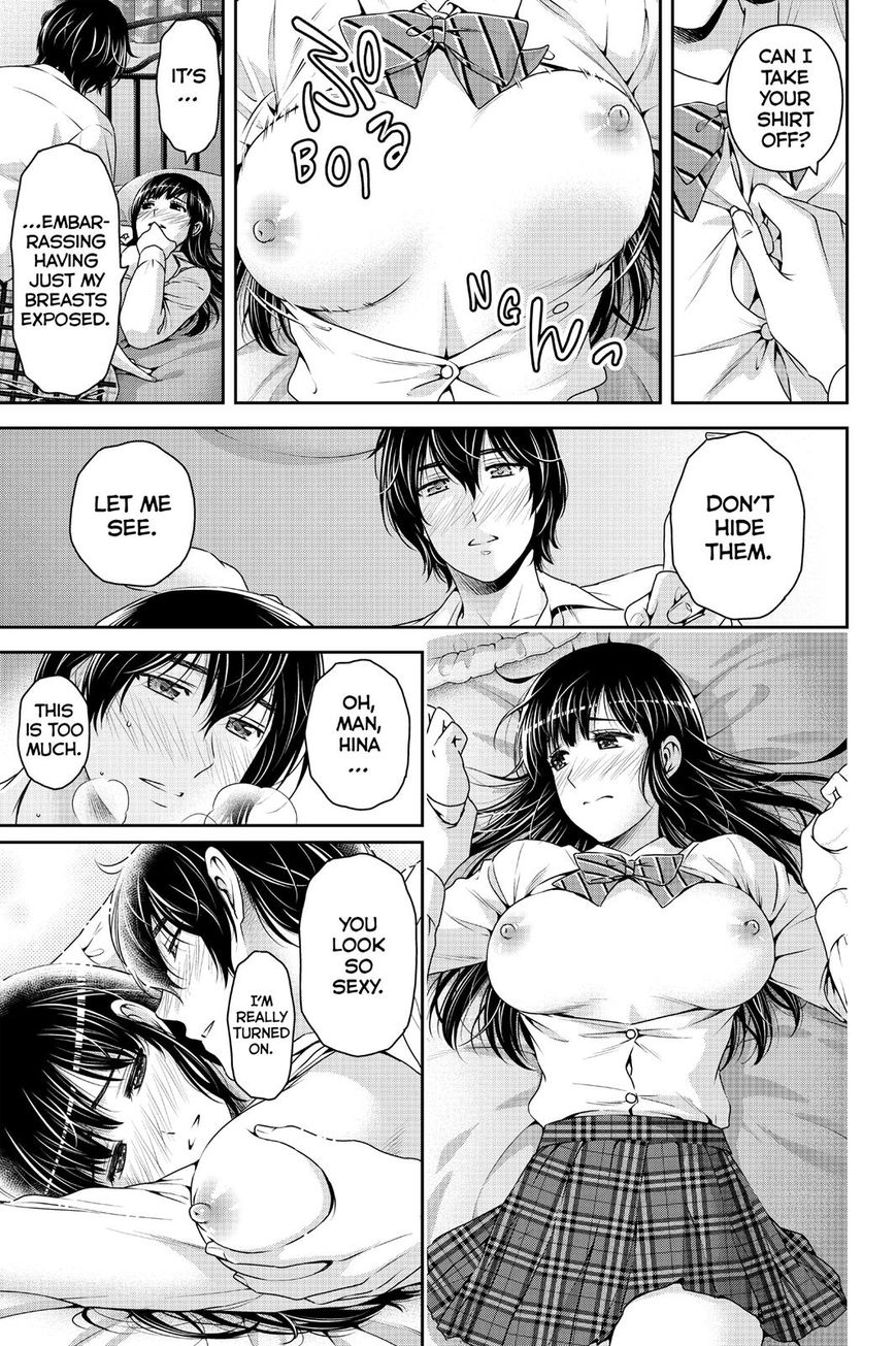Domestic Girlfriend, Chapter 164.7 Natsuo X Hina Sweet Memories image 011