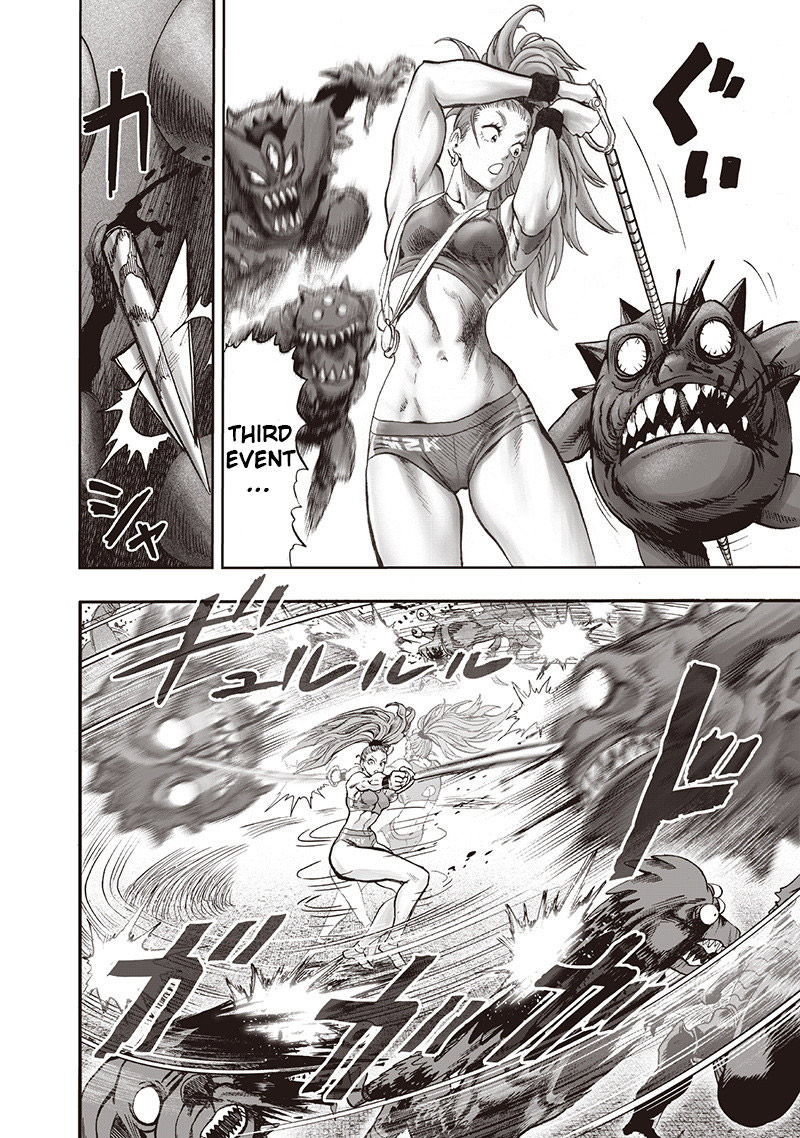 One Punch Man, Chapter Onepunch-Man 94 image 076