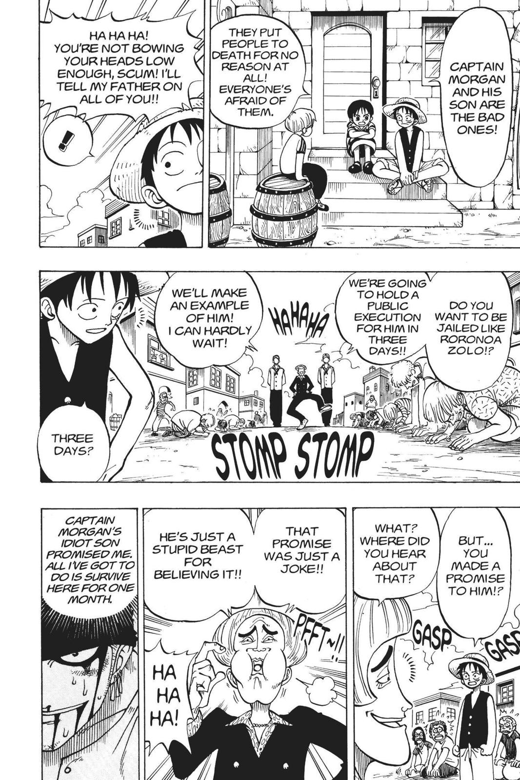 One Piece, Chapter 3 image 020