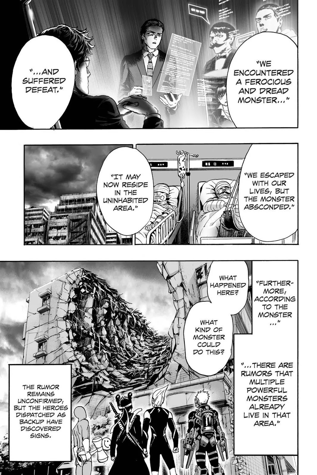 One Punch Man, Chapter Onepunch-Man 20 image 035