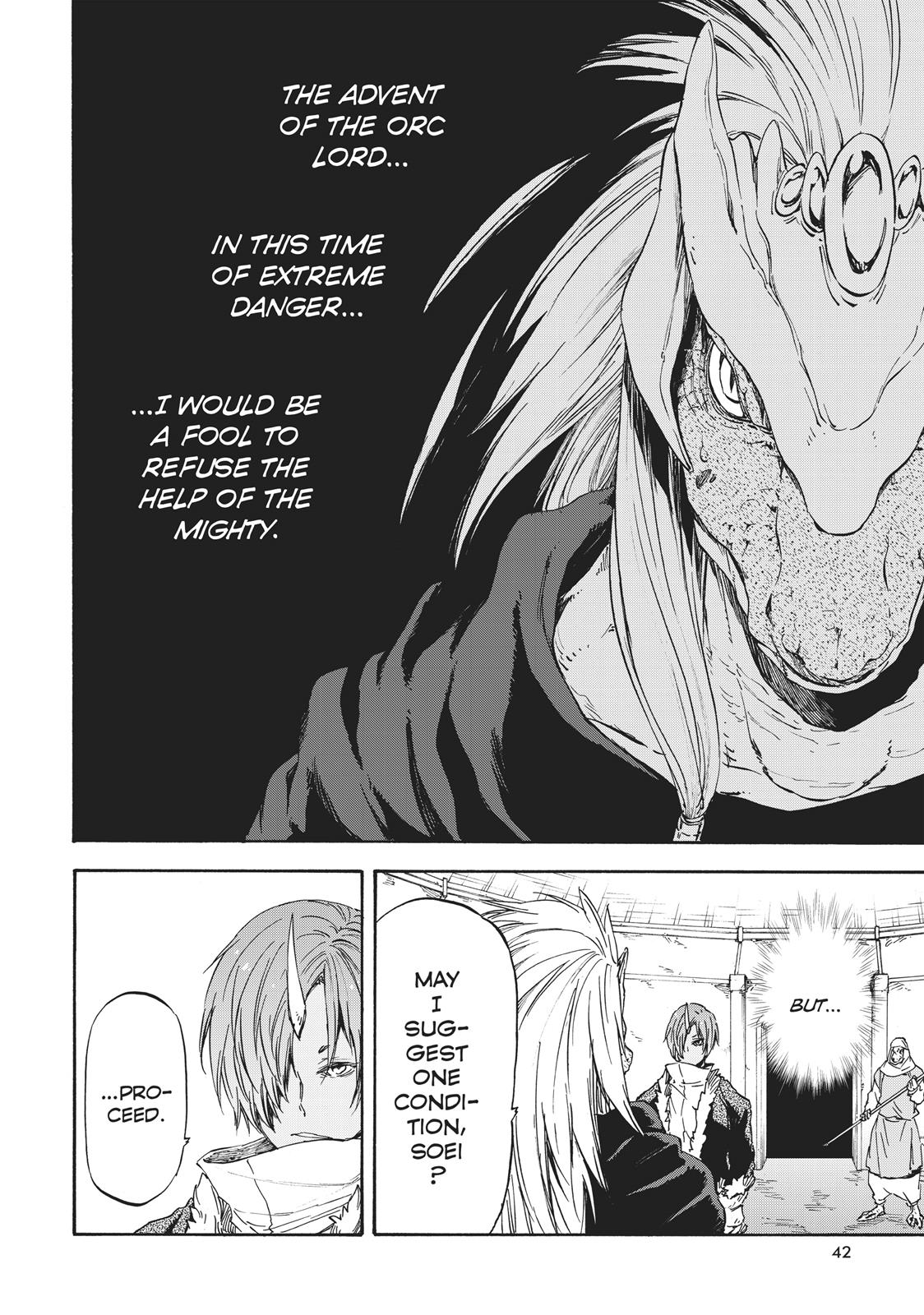That Time I Got Reincarnated As A Slime, Chapter 19 image 008
