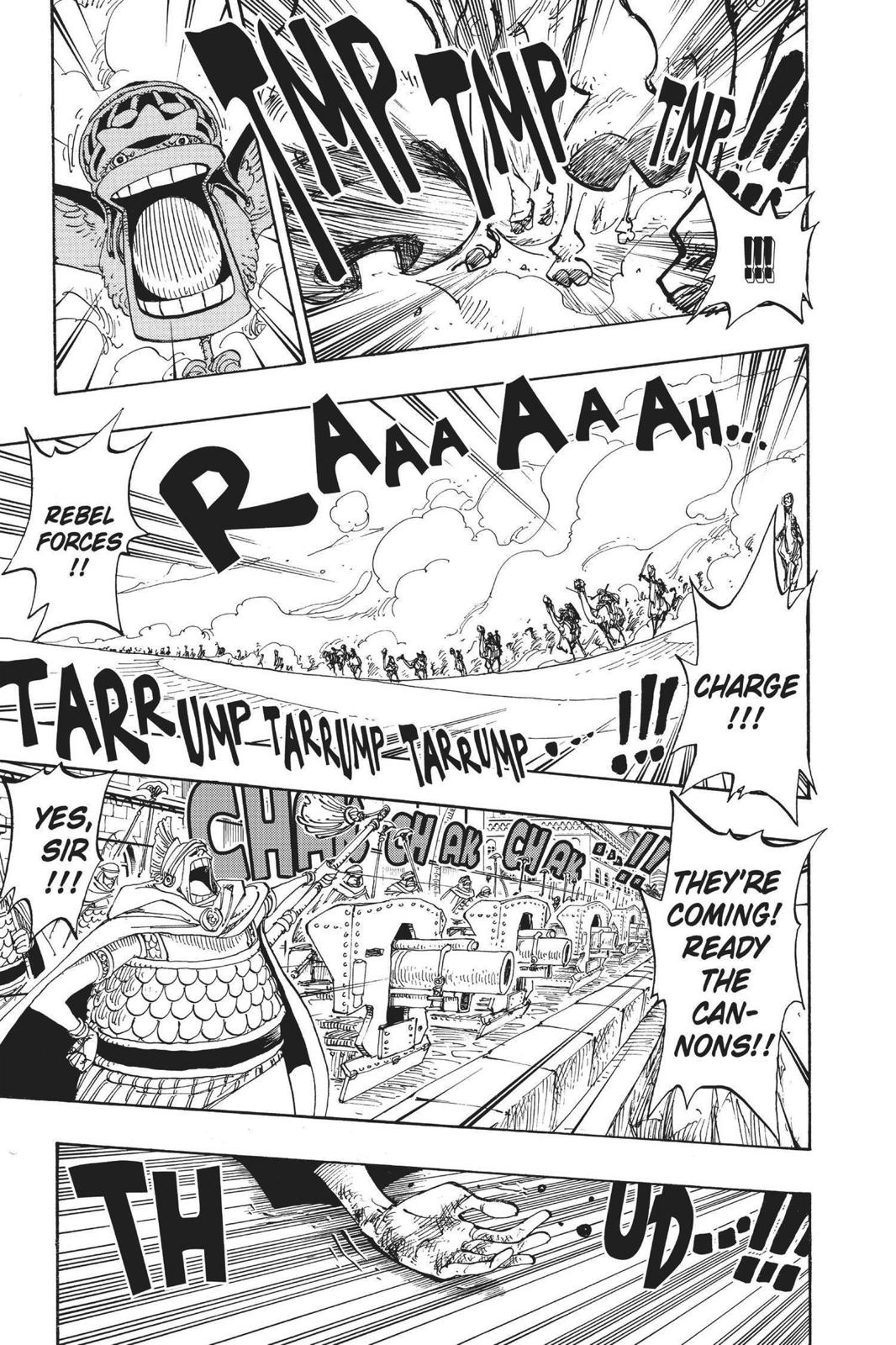 One Piece, Chapter 182 image 011