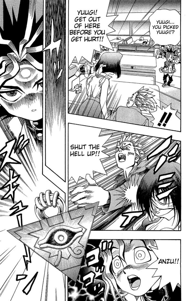 Yu Gi Oh, Chapter Vol.01 Ch.004 - The Escaped Prisoner image 016