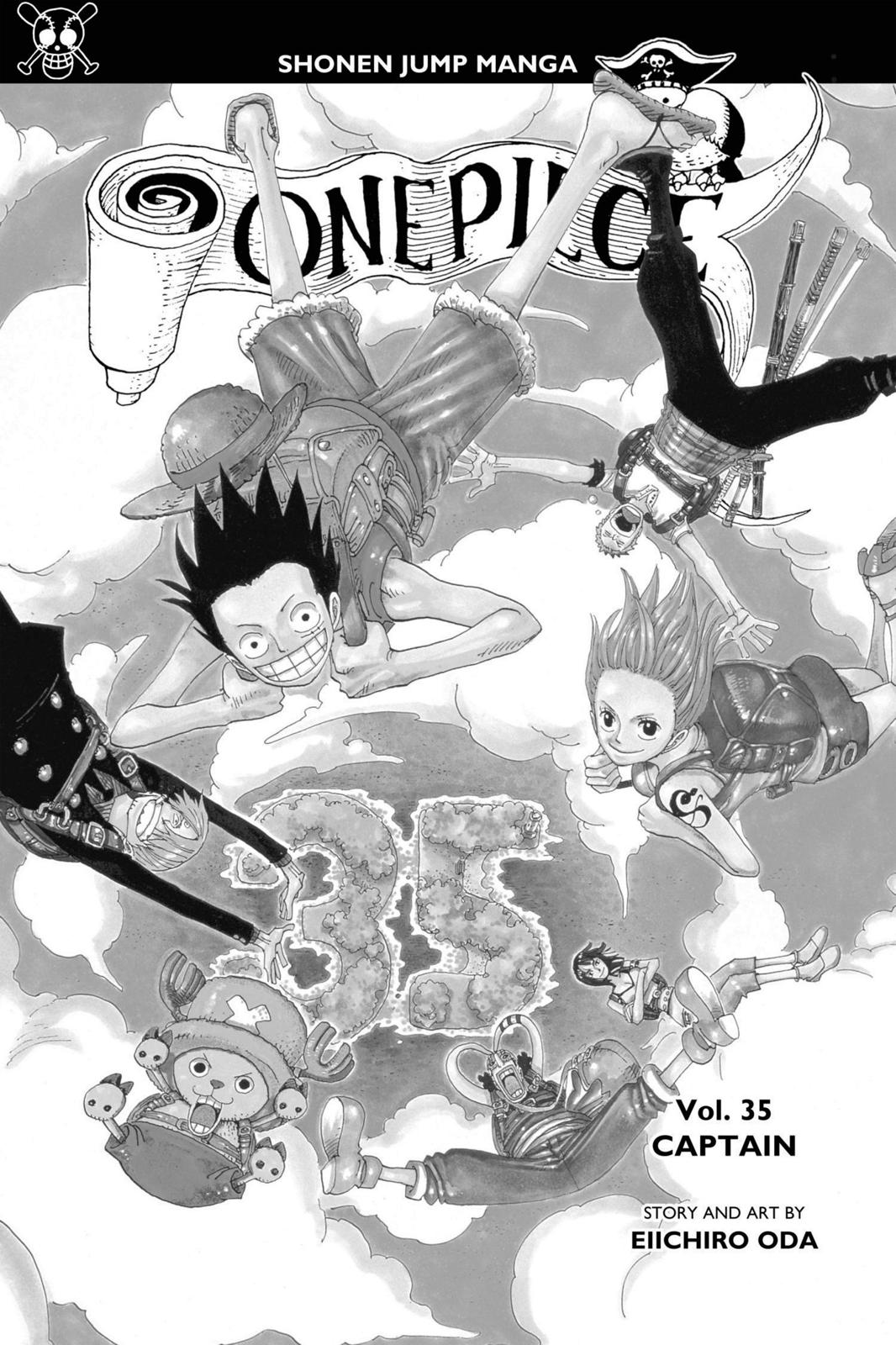 One Piece, Chapter 328 image 004