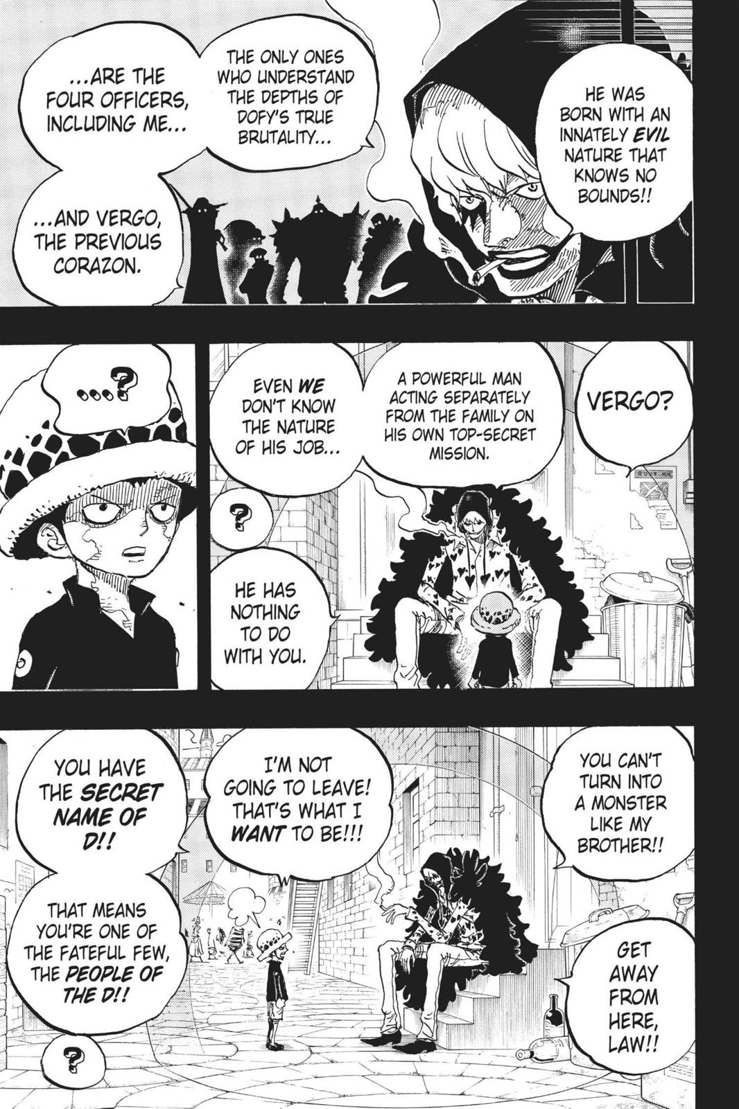 One Piece, Chapter 764 image 014