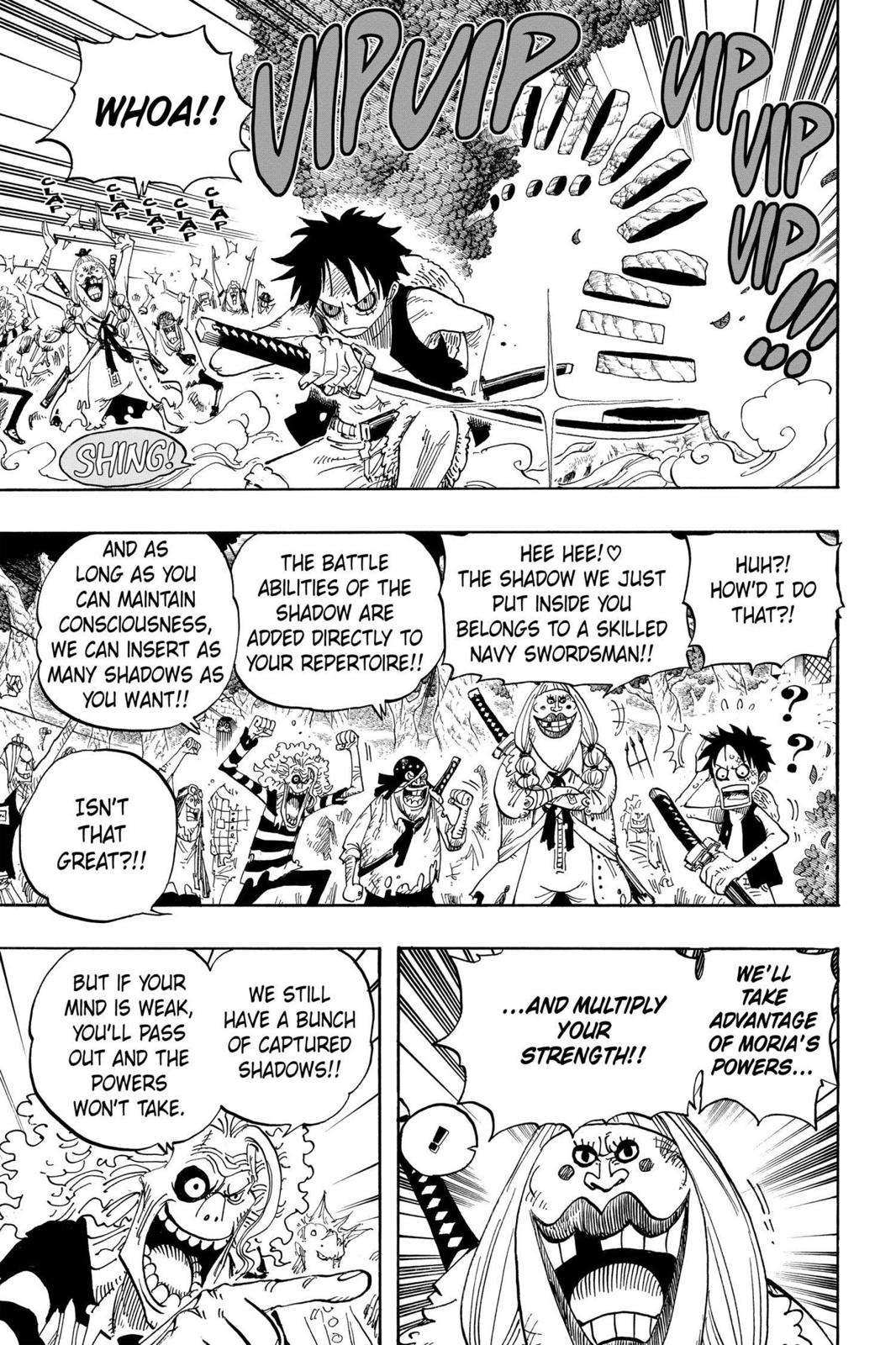 One Piece, Chapter 476 image 005