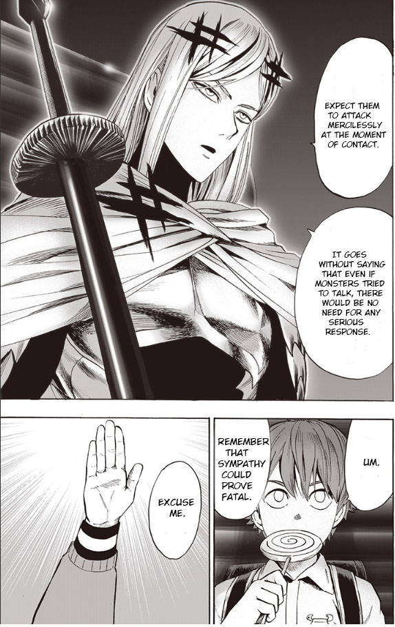 One Punch Man, Chapter Onepunch-Man 93 image 007
