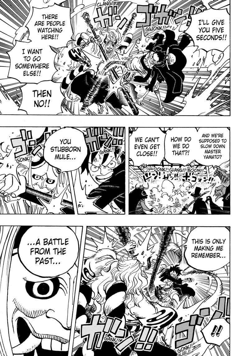One Piece, Chapter 984 image 005