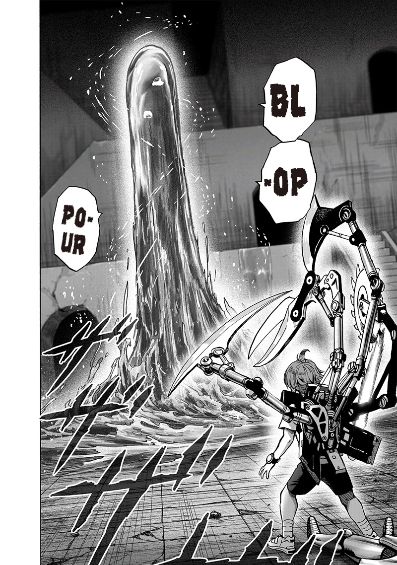 One Punch Man, Chapter One-Punch Man 121 image 015