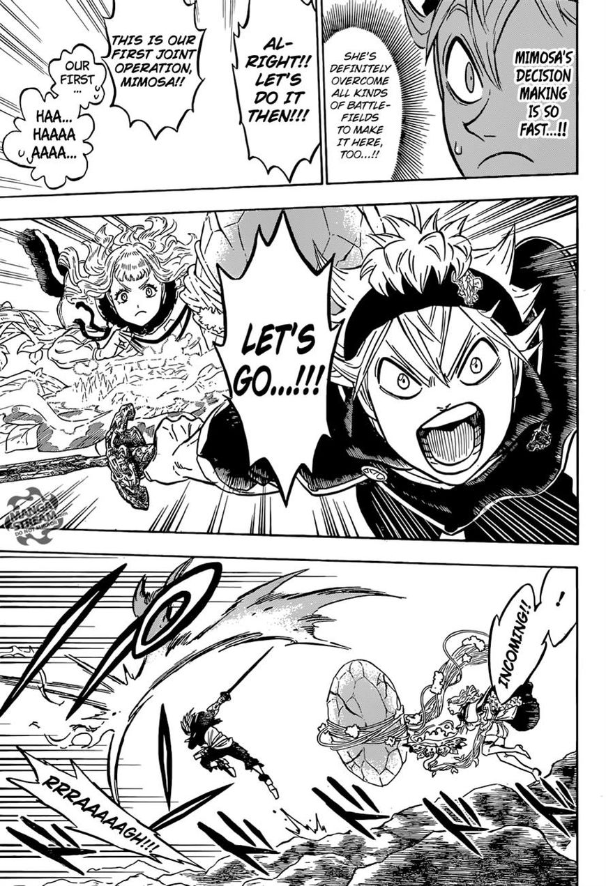 Black Clover, Chapter 114 The Flower of Oath image 008