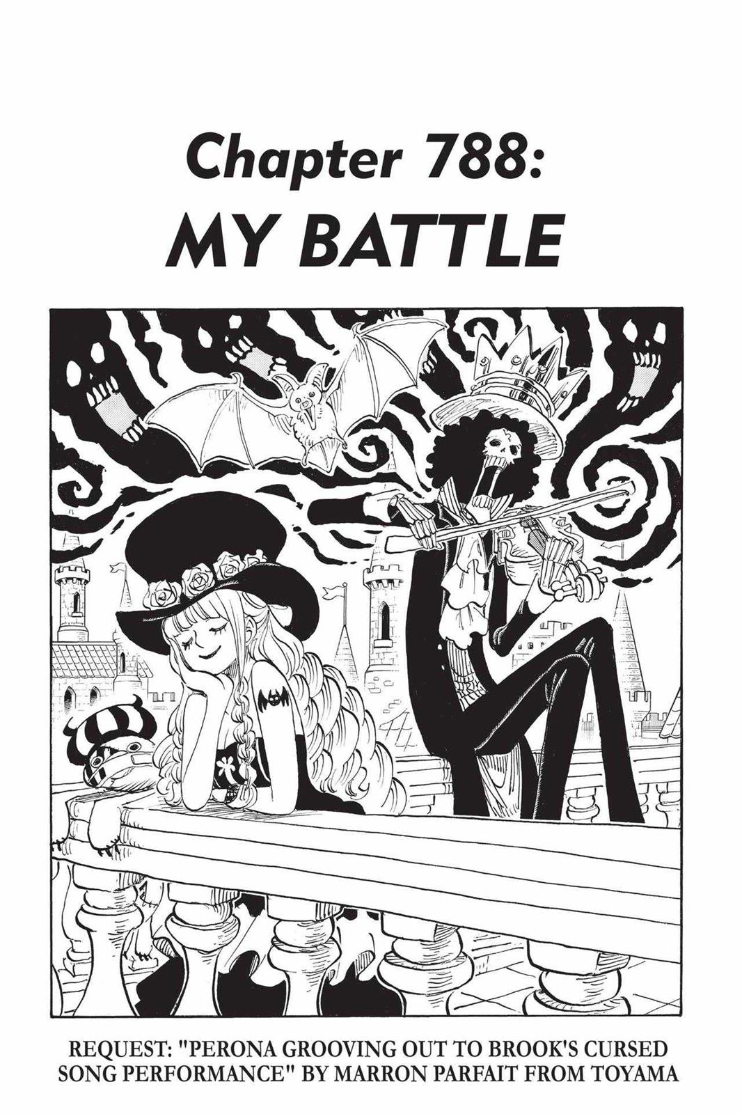 One Piece, Chapter 788 image 001