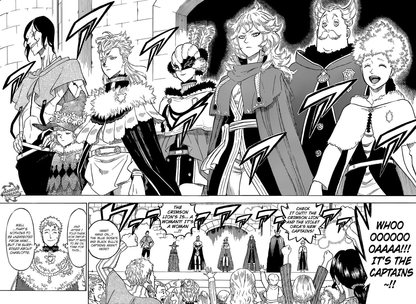 Black Clover, Chapter 105 The Two New Faces image 007