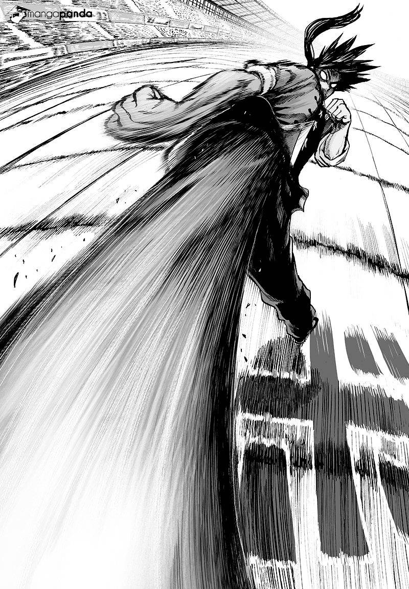 One Punch Man, Chapter 112 image 009