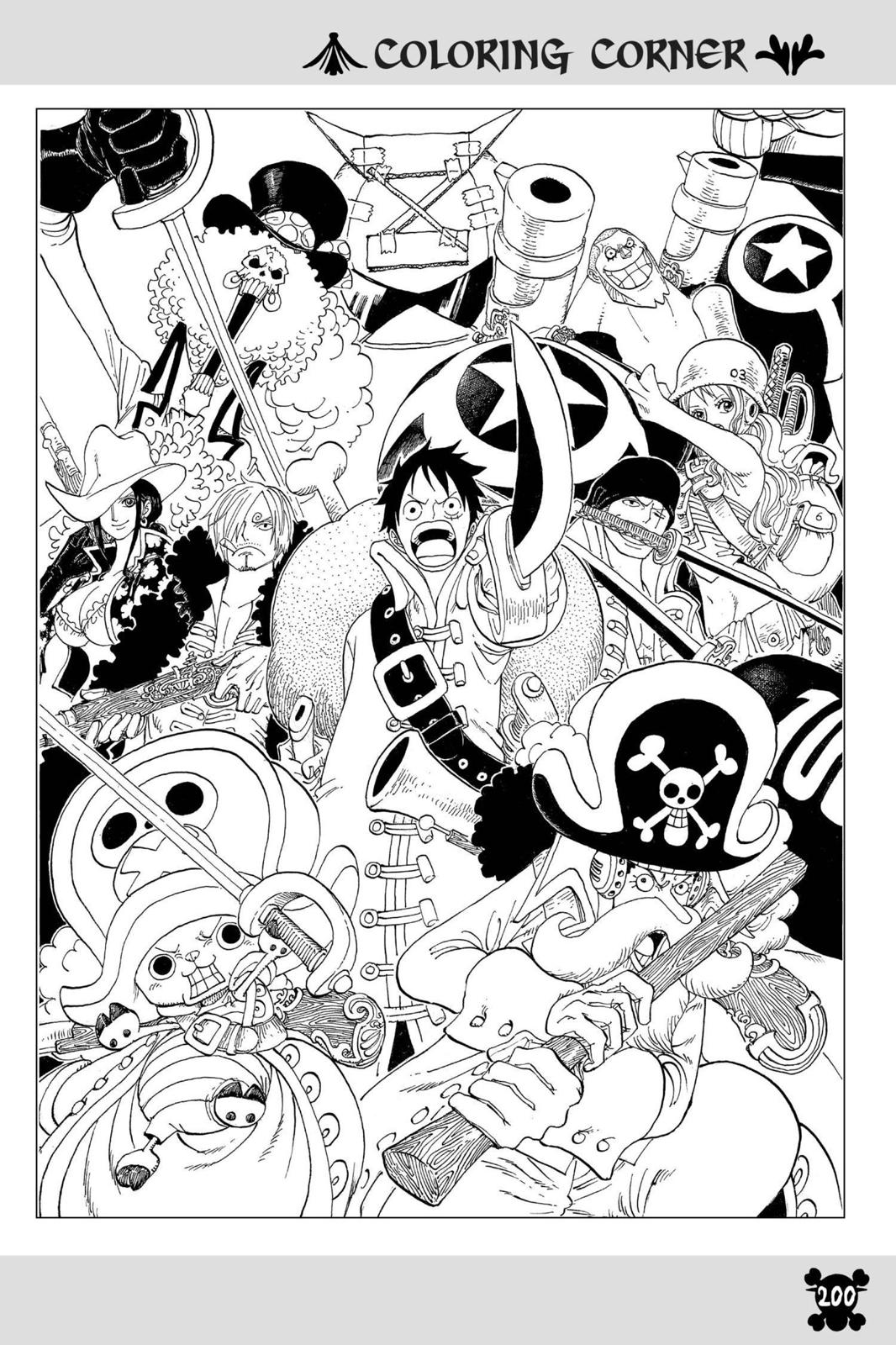 One Piece, Chapter 666 image 018