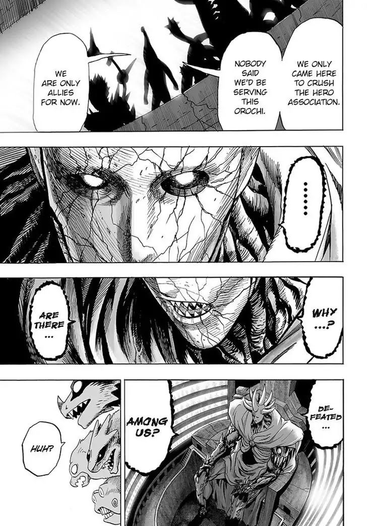 One Punch Man, Chapter Onepunch-Man 79 image 031