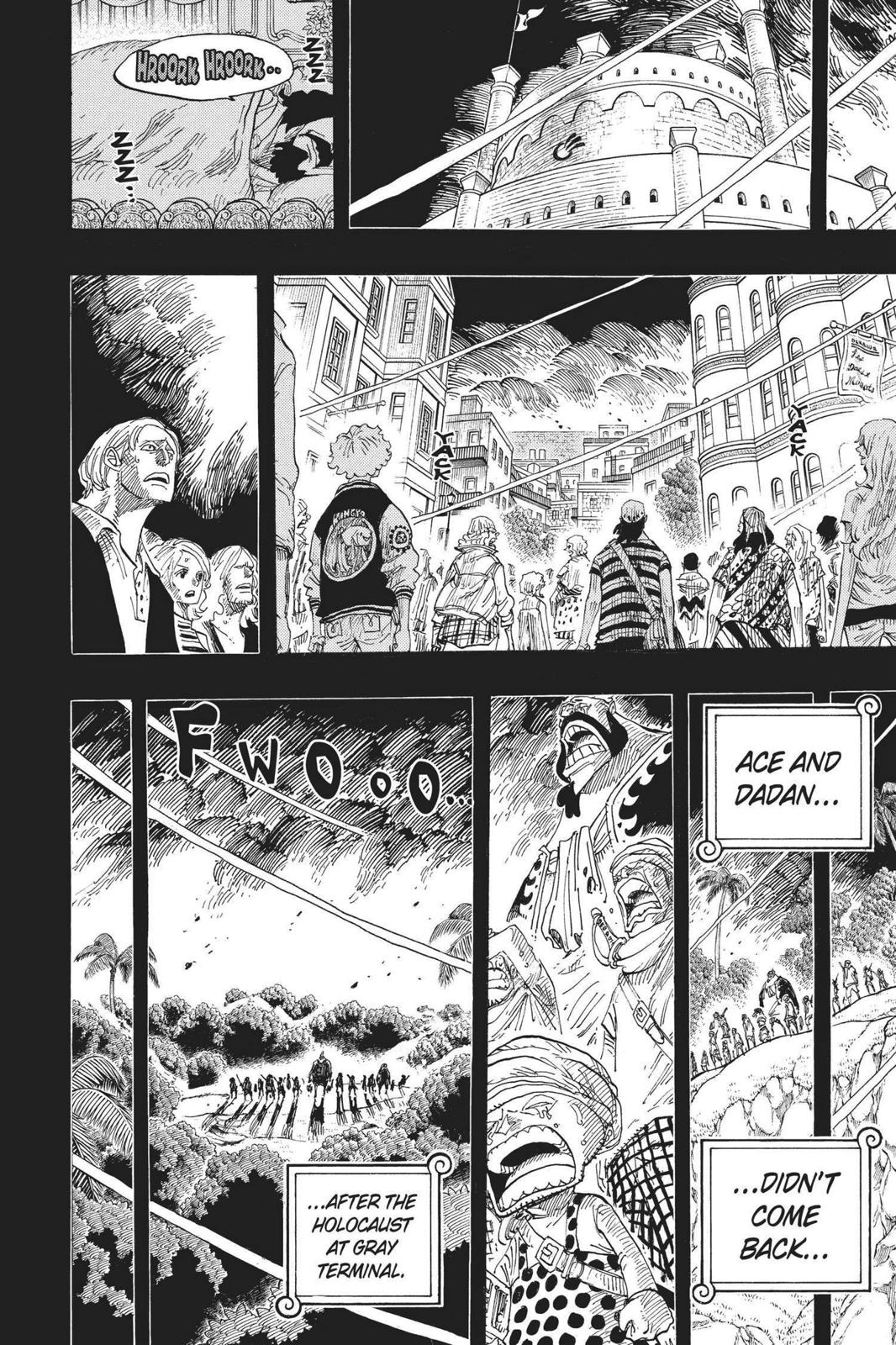 One Piece, Chapter 587 image 016