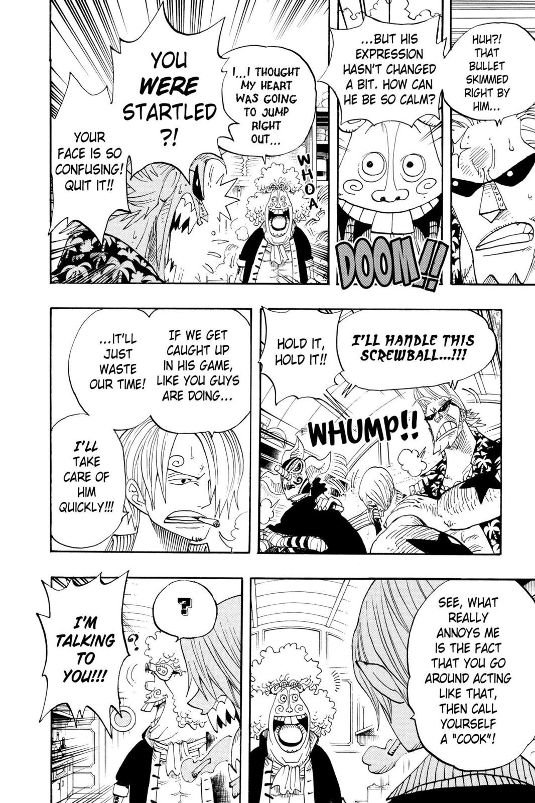 One Piece, Chapter 369 image 008