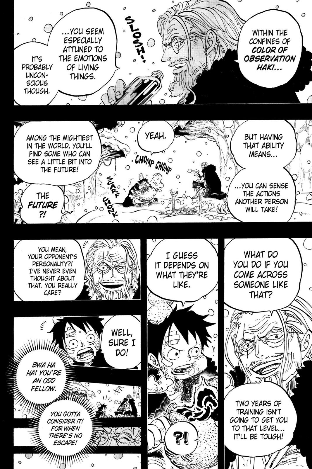 One Piece, Chapter 894 image 004