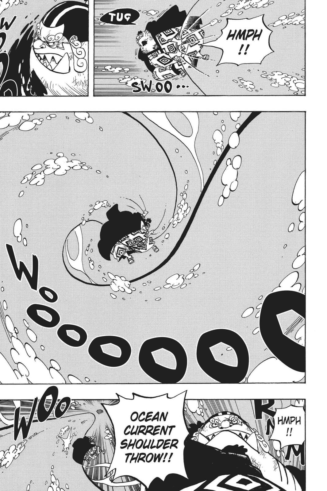 One Piece, Chapter 546 image 012