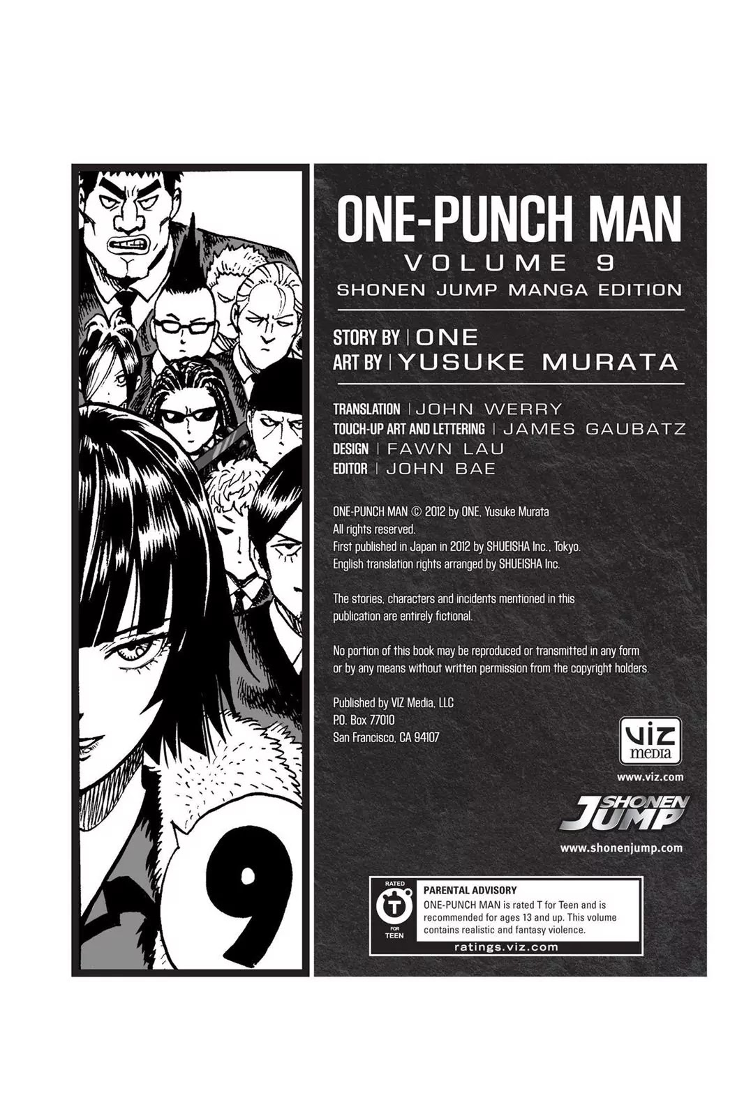 One Punch Man, Chapter Onepunch-Man 47.5 image 010