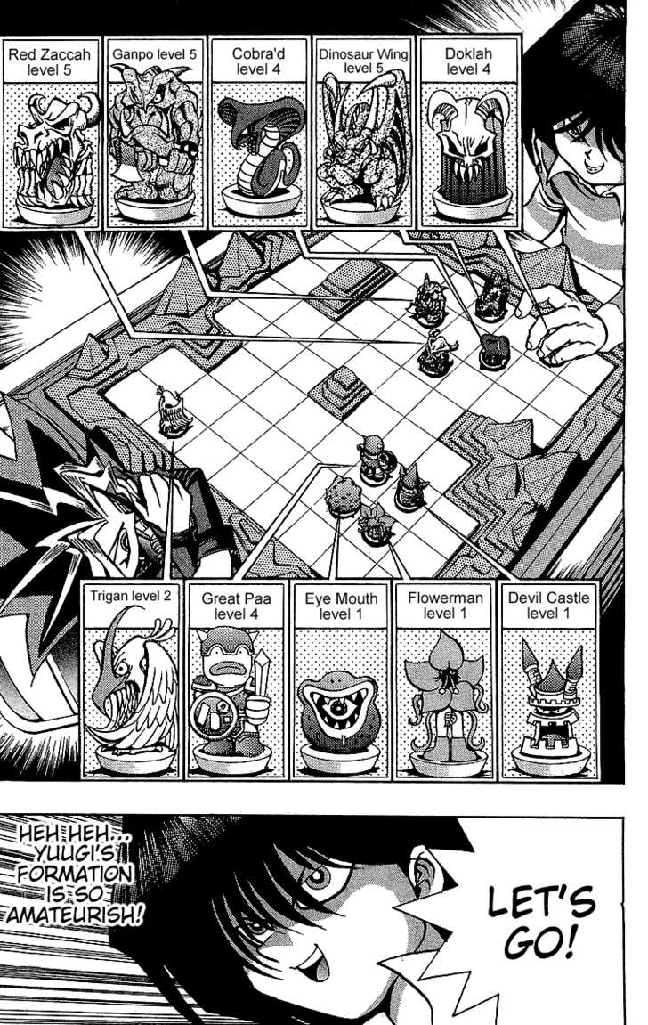 Yu Gi Oh, Chapter Vol.03 Ch.024 - Capsule Monster Chess! image 014