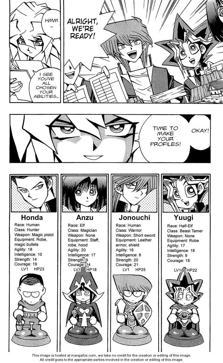 Yu Gi Oh, Chapter Vol.06 Ch.051 - The Millenium Enemy (Part 2) image 007