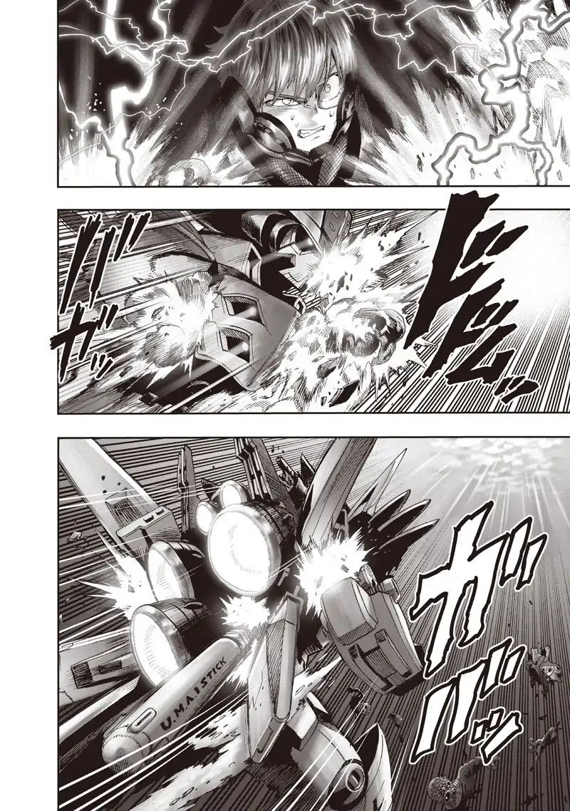 One Punch Man, Chapter Onepunch-Man 100 image 033