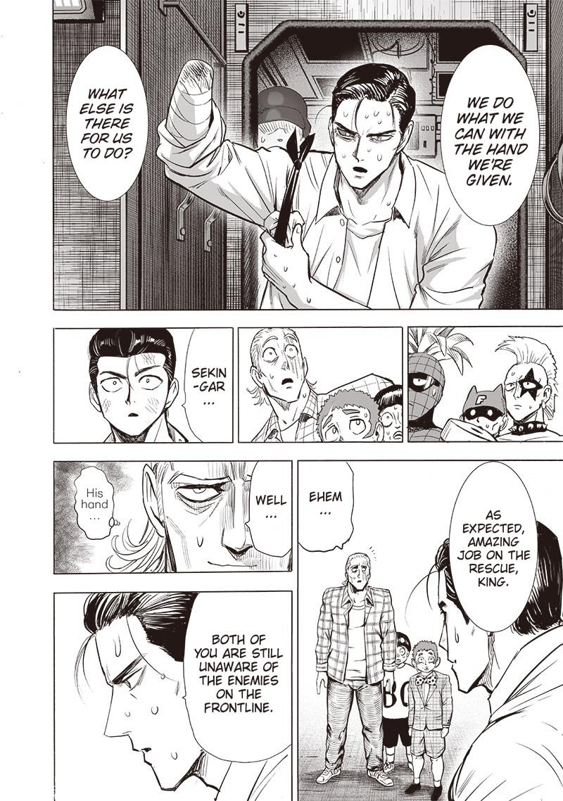 One Punch Man, Chapter Fan Scans 140 image 009