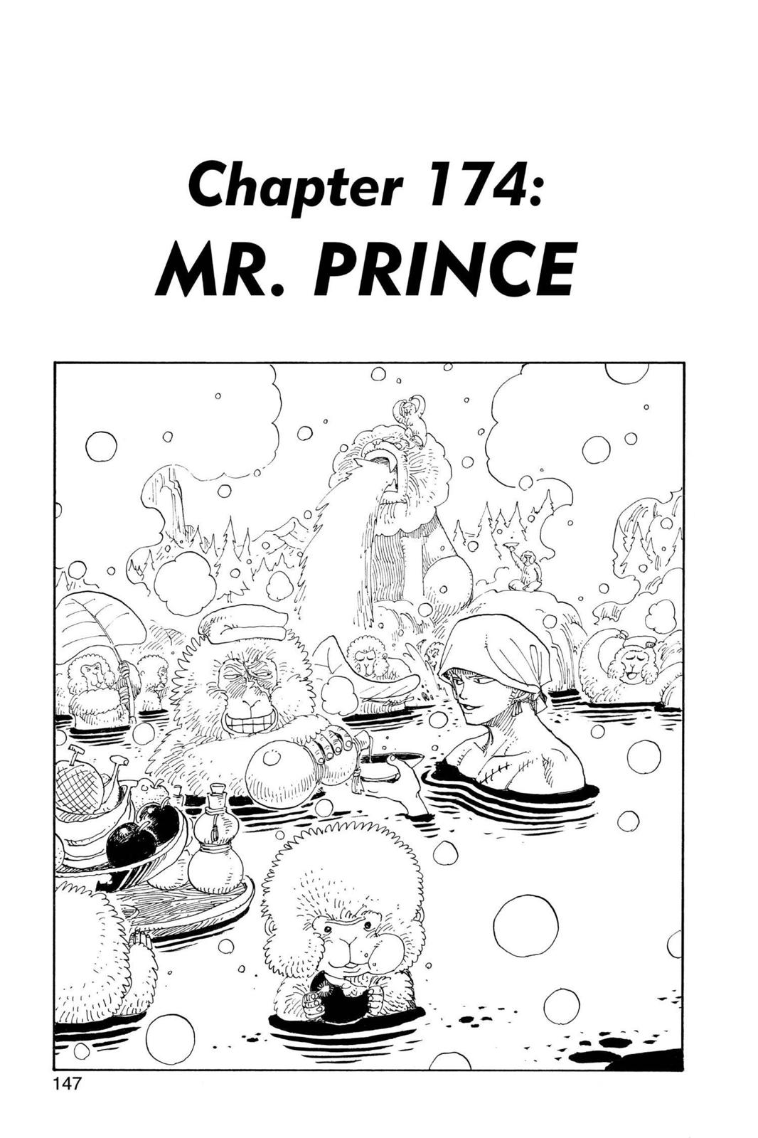 One Piece, Chapter 174 image 001