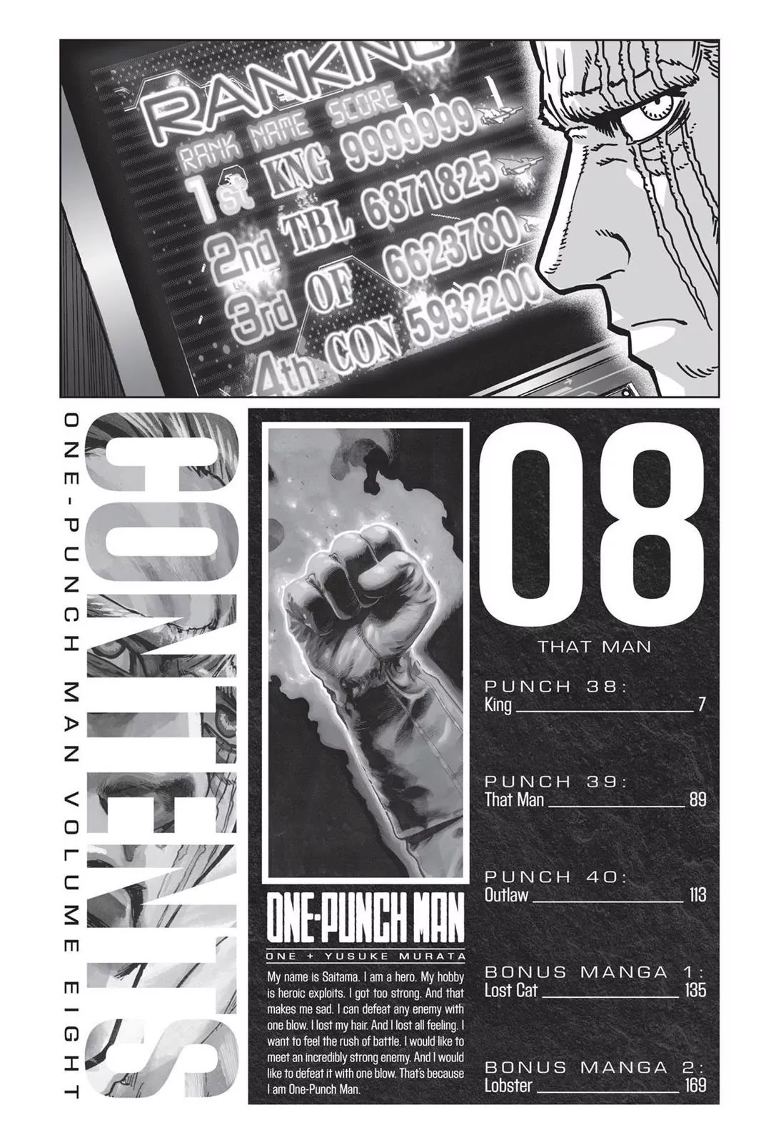 One Punch Man, Chapter Onepunch-Man 38 image 006