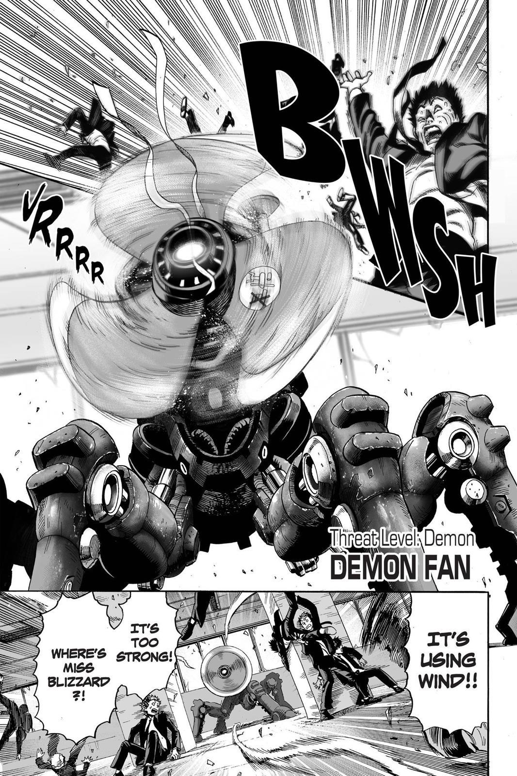 One Punch Man, Chapter Onepunch-Man 20.6 image 011