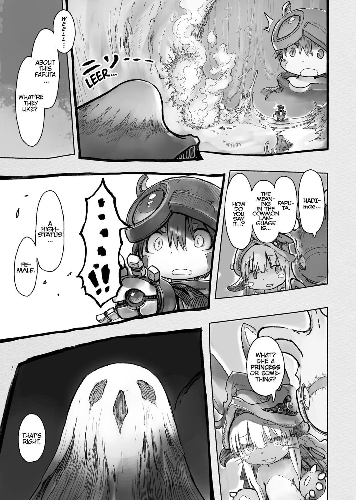 Made In Abyss, Chapter Hello,Abyss 41 image 027