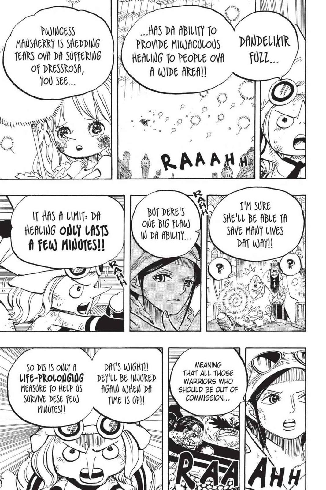 One Piece, Chapter 788 image 007