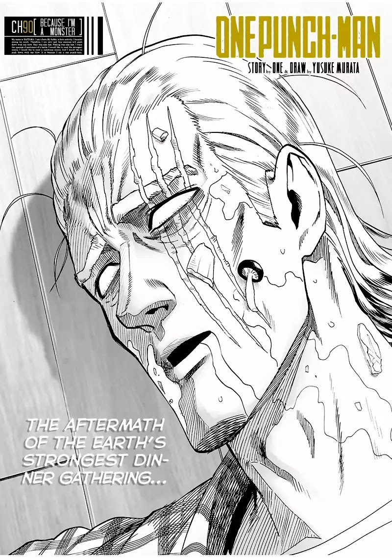 One Punch Man, Chapter Onepunch-Man 90 image 001