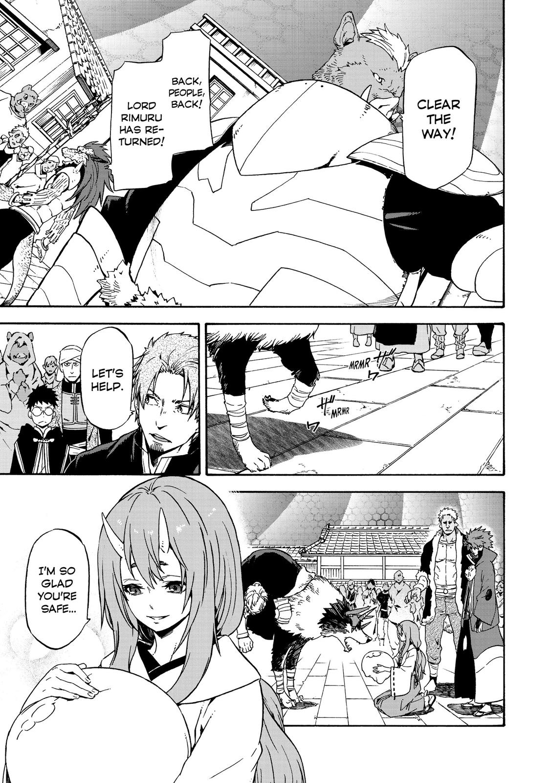 That Time I Got Reincarnated As A Slime, Chapter 68 image 005
