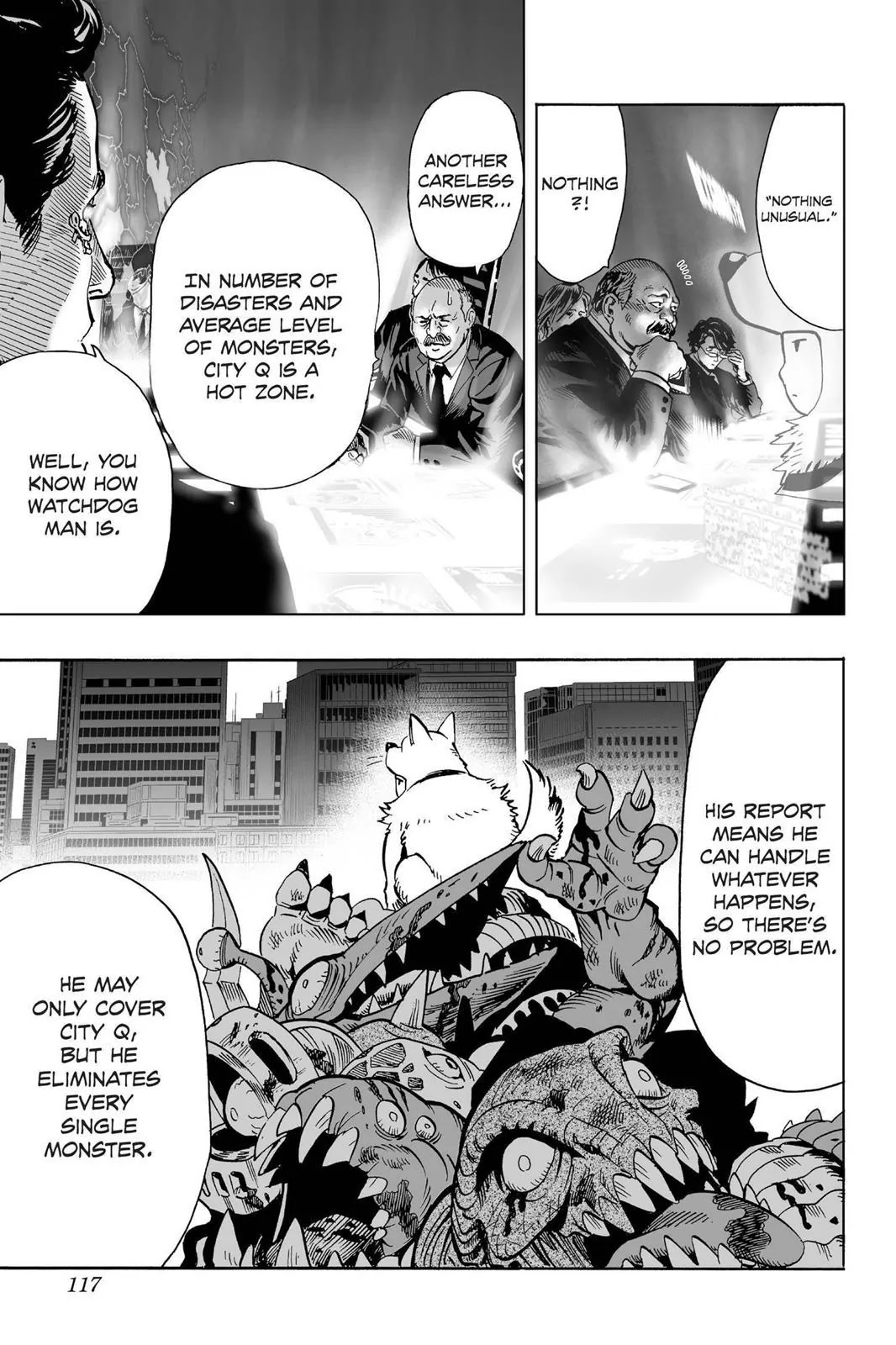 One Punch Man, Chapter Onepunch-Man 20 image 007