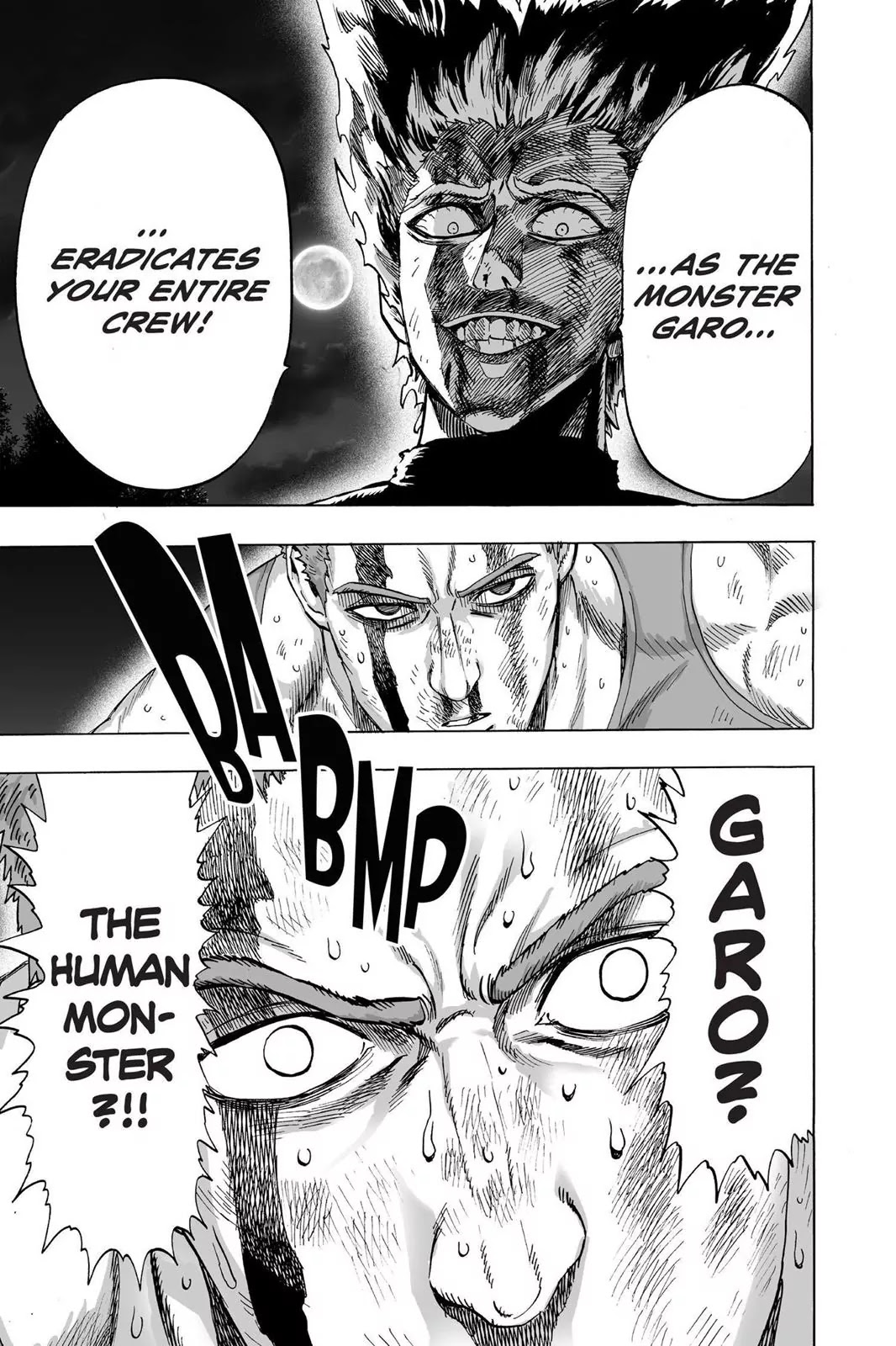 One Punch Man, Chapter Onepunch-Man 47 image 014