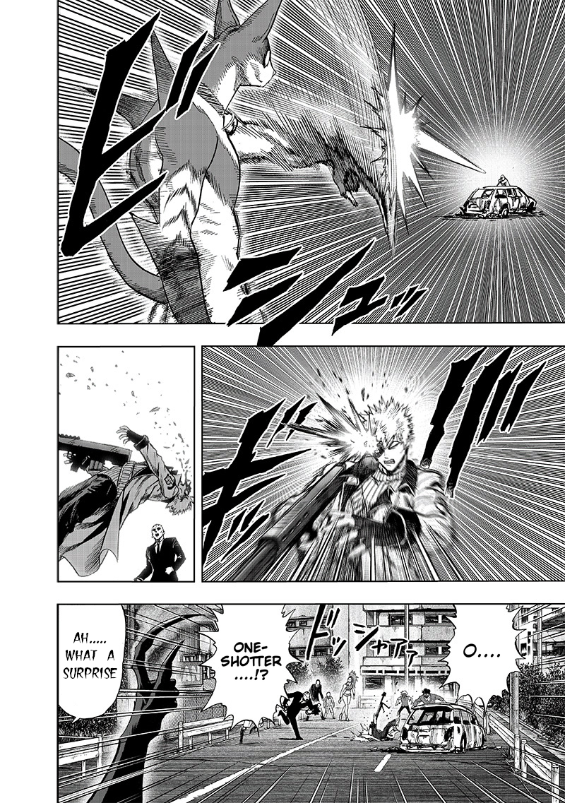One Punch Man, Chapter One-Punch Man 116 image 012